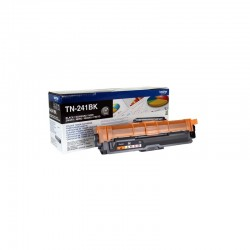 BROTHER Cartouche toner TN241BK Noir 2500 pages