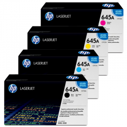 HP pack Cartouche Toner n°645A
