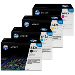 HP Pack Cartouche Toner n°642A