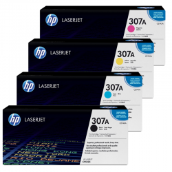 HP Pack Cartouche Toner n°307A