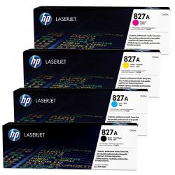 HP Pack Cartouche Toner n°827
