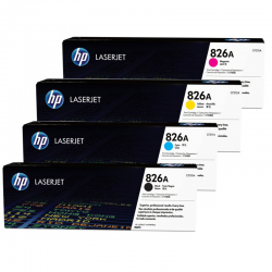 HP Pack Cartouche Toner n°826A