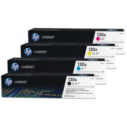 HP Pack Cartouche Toner n°130A