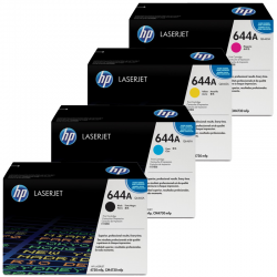 HP Pack Cartouche Toner n°644A