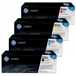 HP Pack Cartouche Toner n°825-824A