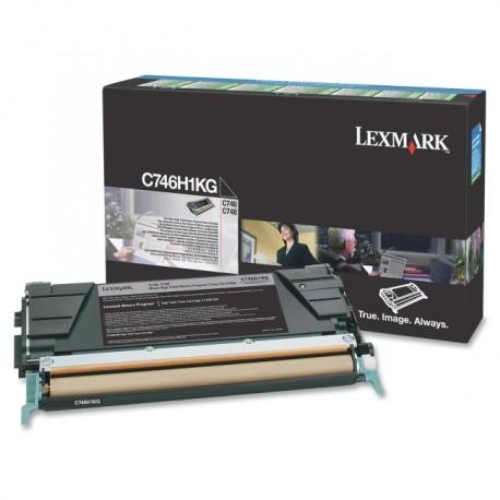 Lexmark C746H1KG Toner Noir pour C746, C748.jpg