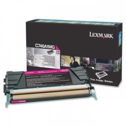 Lexmark C746H1MG Toner Magenta pour C746, C748.jpg
