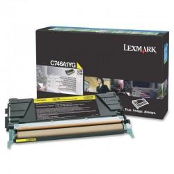 Lexmark C746H1YG Toner Jaune pour C746, C748.jpg