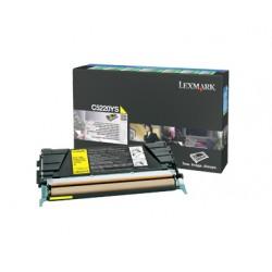 LEXMARK C5220YS Toner Jaune C5X.jpg