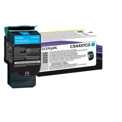 lexmark cartouche lrp cyan c544 x544
