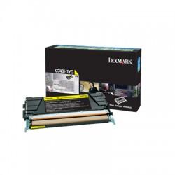 LEXMARK C748H1YG Toner Jaune pour C748e, C748de, C748dte.jpg