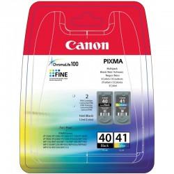 CANON Pack cartouches couleur&noir PG 40-CL41