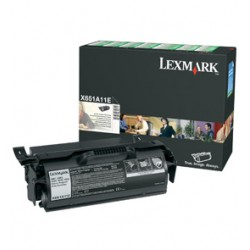 LEXMARK X651A11E Toner Noir X65X.jpg