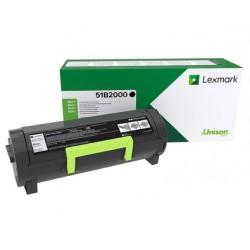 LEXMARK 51B2000 Toner Noir MS/MX 317, 417, 517, 617