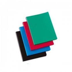 Protège-documents polypropylène  Rouge 21x29,7cm