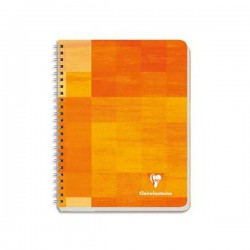 CLAIREFONTAINE Cahier A4 Spirale