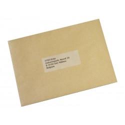 DYMO Rouleau de 260 étiquettes adresse plastique 36x89mm