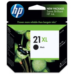 cartouche HP 21XL noir