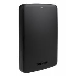 Toshiba Disque dur externe 1 To Canvio USB 3.0 - 2.5""