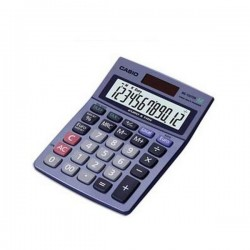 CASIO Calculatrice semi-bureau Casio MS 120 TER