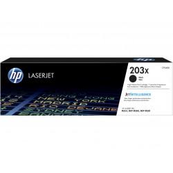 HP 203X Noir Cartouche Toner (CF540X) 3200 pages