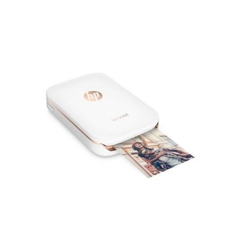 HP Sprocket imprimante photo portable blanche