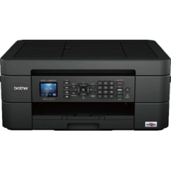BROTHER MFC-J491DW Multifonction Jet d'encre 4 en 1,recto-verso, Wifi