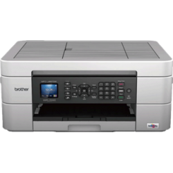 BROTHER MFC-J497DW Multifonction Jet d'encre 4 en 1,recto-verso, Wifi