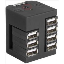HUB USB 2.0 ultra compact 7 ports