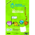 KIT PLIO 10 Protège-livres - 1€ reversé à Handicap International