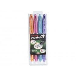 UNI BALL Pochette 4 rollers Fanthom coloris fun