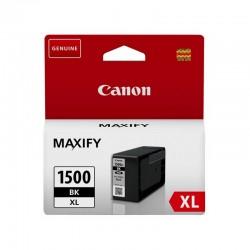 CANON Cartouche encre PGI 1500XL BK Noir 1200 pages
