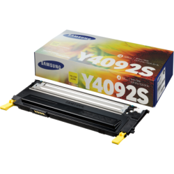 Samsung CLT-Y4092S Cartouche Toner Jaune SU482A