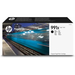 HP 991X Noir PageWide 20000 pages (M0K02AE)