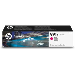 HP 991X Magenta - PageWide - haut rendement - (M0J94AE)