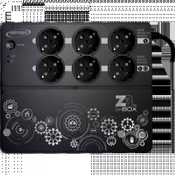 INFOSEC Onduleur Z3 Zenbox EX 500