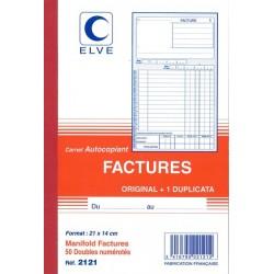 ELVE Manifold Factures Dupli 14 x 21 cm