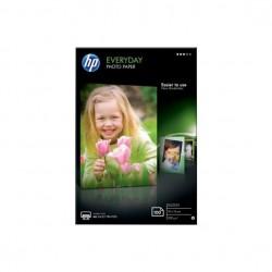 HP Papier photo 10 x 15 brillant Everyday - 100 feuilles