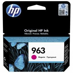 HP 963 Magenta Cartouche d'encre Originale (3JA24AE)