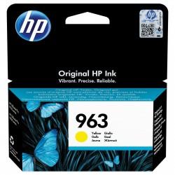 HP 963 Jaune Cartouche d'encre Originale (3JA25AE)