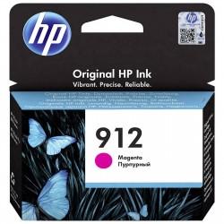 HP 912 Magenta Cartouche d'encre Originale (3YL78AE)
