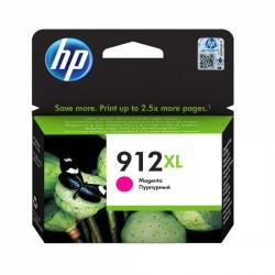 HP 912XL Magenta Cartouche d'encre Originale (3YL82AE)