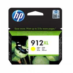 HP 912XL Jaune Cartouche d'encre Originale (3YL83AE)