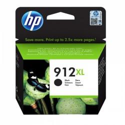 HP 912XL Noir Cartouche d'encre Originale (3YL84AE)