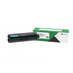 Lexmark C332HC0 Cyan - Grande capacité - 2500 pages pour C3326dw et MC3326adwe