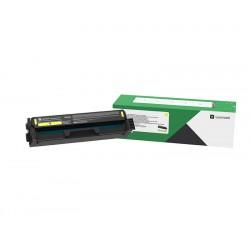 Lexmark C332HY0 Jaune - Grande capacité - 2500 pages pour C3326dw et MC3326adwe