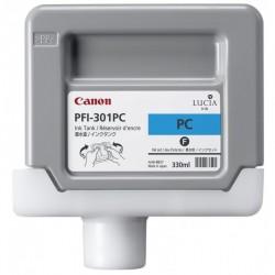 CANON Cartouche encre Photo PFI-301PC Cyan 330ML