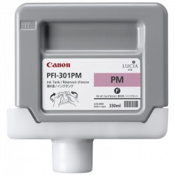 CANON Cartouche encre Photo PFI-301PM Magenta 330ML