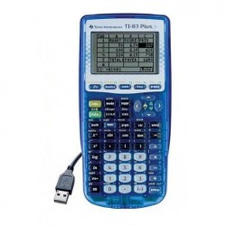 TEXAS INSTRUMENTS Graphique TI-83 Plus