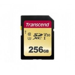 TRANSCEND Carte mémoire 500S 256go